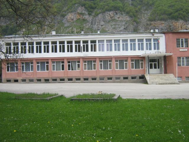 Професионална гимназия Етрополе