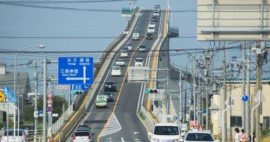 Много екстремен Японски мост