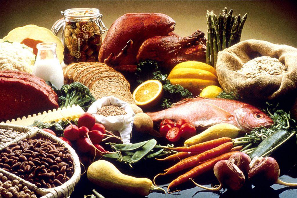 Pravilno hranene