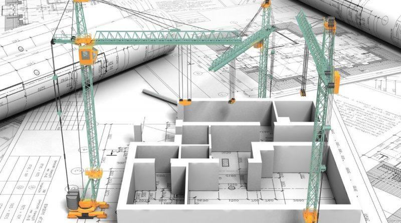 строителството по градовете