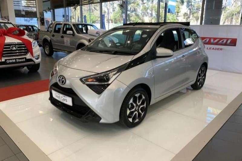 Toyota aygo 2019 е вече и в България малкия градски тигър
