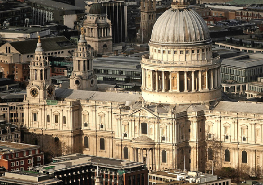 Катедралата Сейнт Пол в Лондон