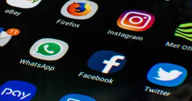 най-използваните социални мрежи