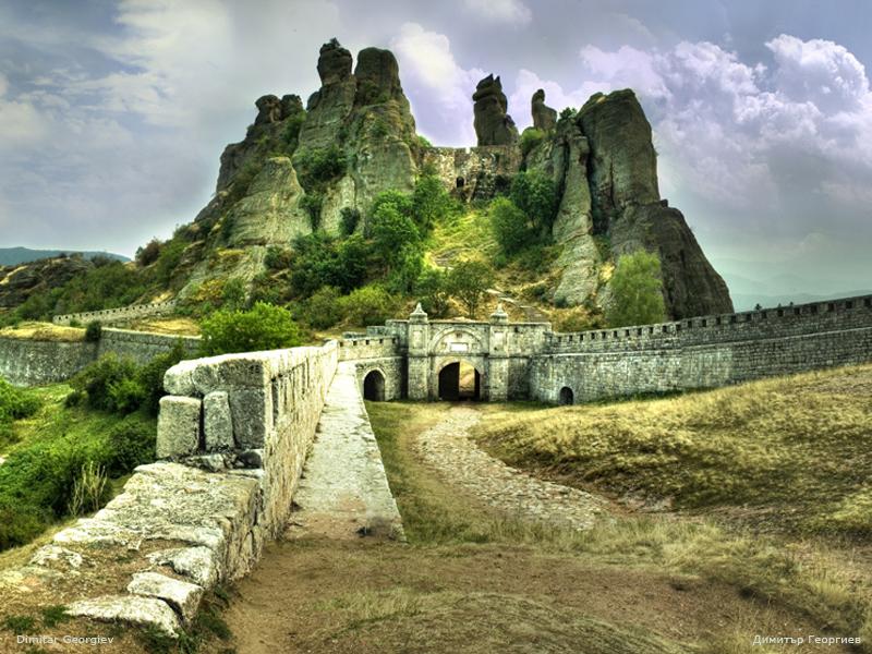 Крепостта Калето.