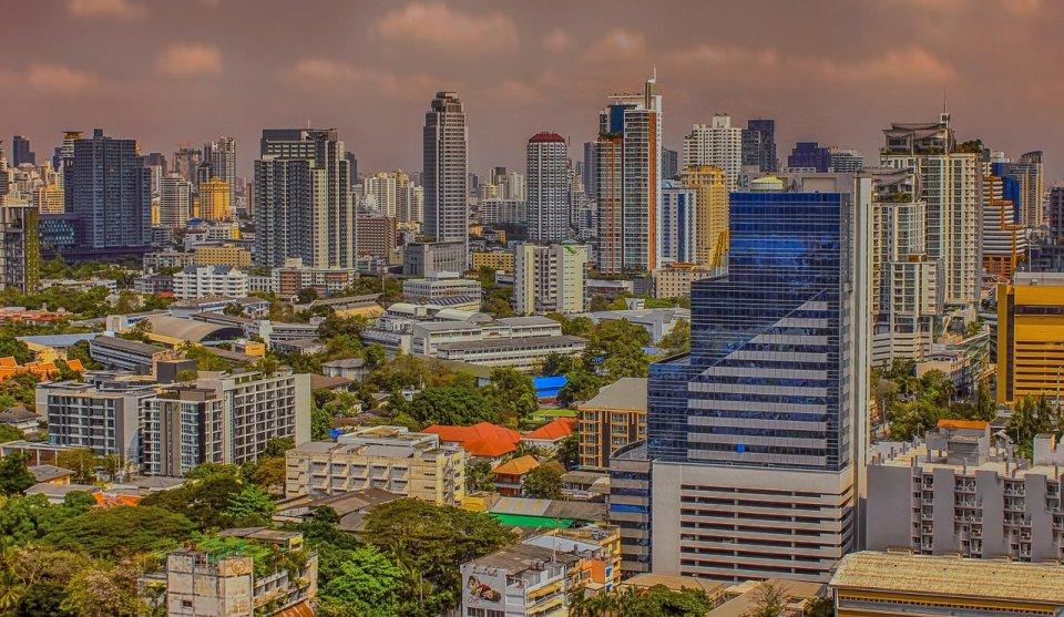 Банкок, Тайланд. Най-посещавания град