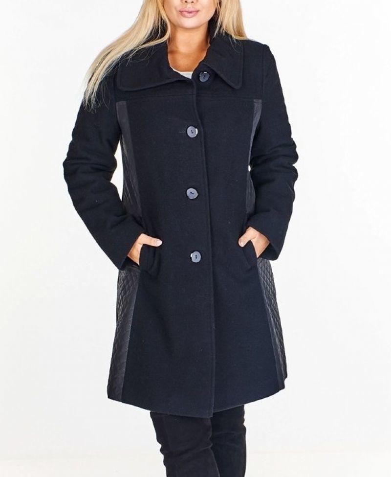 черно дамско палто, което никога няма да остарее