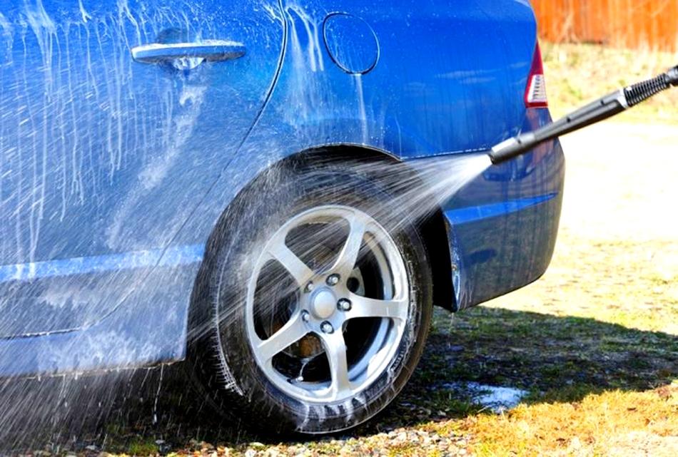 измиване на колата