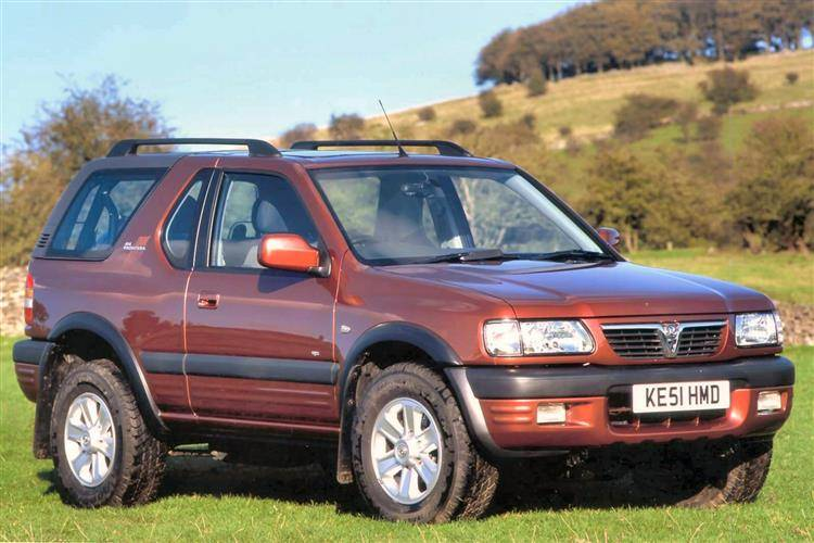Vauxhall/Opel Frontera