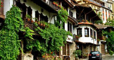 4 стари града в България