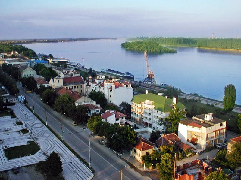 Градът Видин.