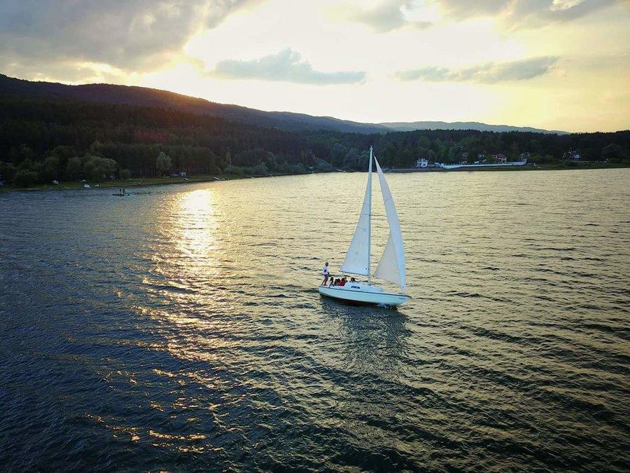 "Яхт клуба ""Sail with me"""