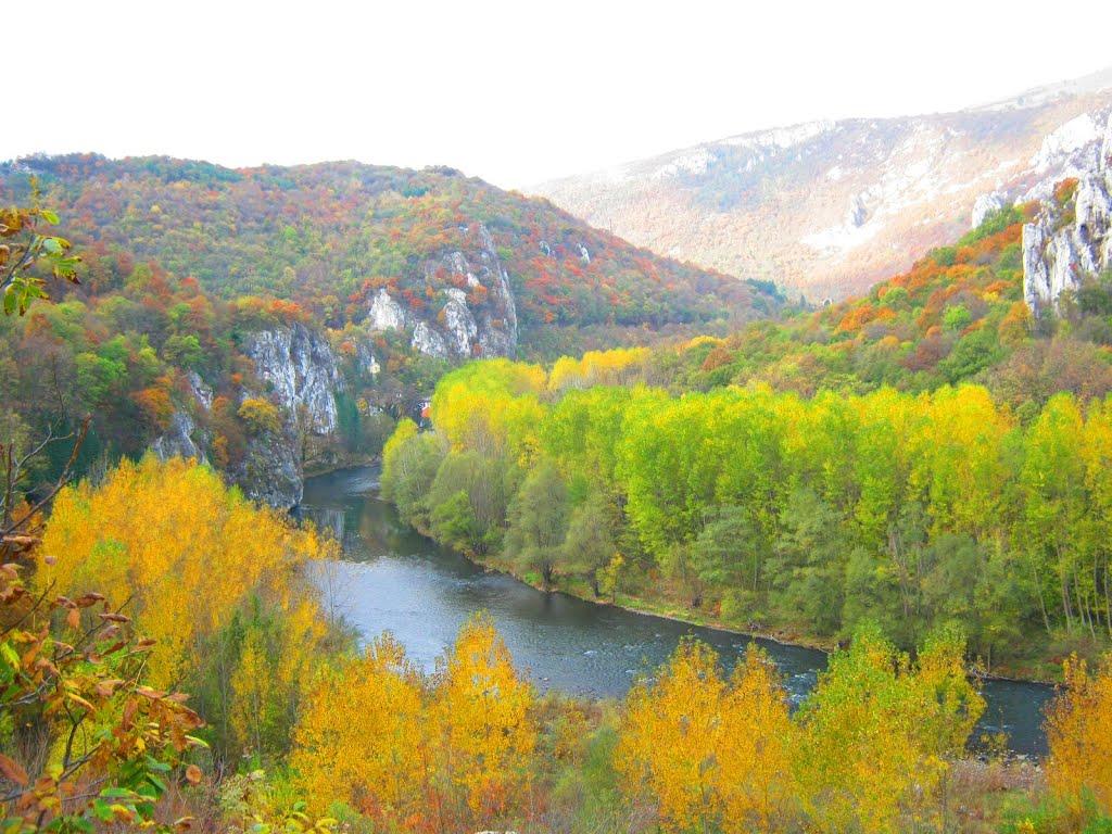 най-дългата река в България - Искър
